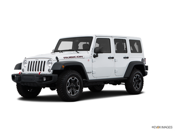 2017 Jeep Wrangler Unlimited Rubicon Hard Rock  Sport Utility