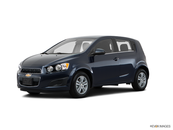 2015 Chevrolet Sonic LTZ  Hatchback Sedan