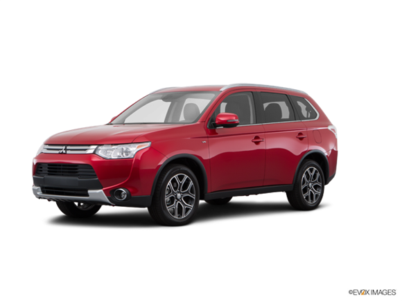 2015 Mitsubishi Outlander GT  Photo
