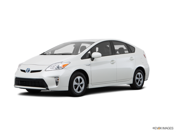 2015 Toyota Prius Four  Photo