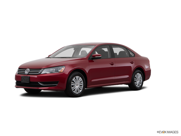 2015 Volkswagen Passat 1.8T Limited Edition  Photo