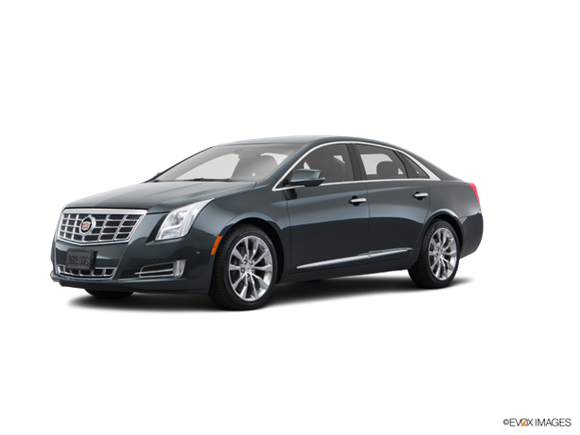 2015 Cadillac XTS Platinum Collection  Photo