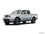 2017 Nissan Frontier Crew Cab PRO-4X  Pickup
