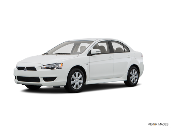 2015 Mitsubishi Lancer Ralliart  Sedan