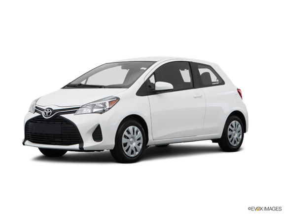 2017 Toyota Yaris L  Hatchback Coupe