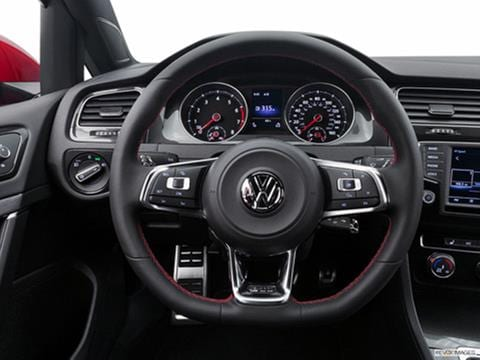 2017 volkswagen golf gti ThreeSixty