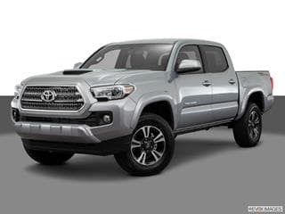 compare 2017 toyota tacoma double cab vs 2017 chevrolet. Black Bedroom Furniture Sets. Home Design Ideas
