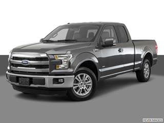 compare 2017 ford f150 super cab vs 2017 chevrolet. Black Bedroom Furniture Sets. Home Design Ideas