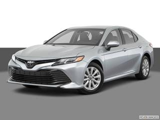 Compare 2018 Toyota Camry vs 2018 Ford Fusion | Kelley ...
