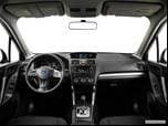 2015 Subaru Forester Dashboard, center console, gear shifter view photo