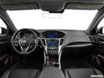 2016 Acura TLX Dashboard, center console, gear shifter view photo