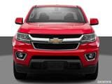 2017 Chevrolet Colorado Extended Cab Low/wide front photo