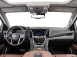 2015 Cadillac Escalade ESV Dashboard, center console, gear shifter view photo