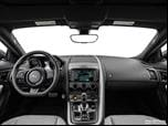 2016 Jaguar F-TYPE Dashboard, center console, gear shifter view photo