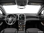 2016 Chevrolet Malibu Limited Dashboard, center console, gear shifter view photo