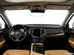 2016 Volvo XC90 Dashboard, center console, gear shifter view photo