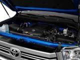 2017 Toyota Tundra CrewMax Engine photo