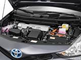2016 Toyota Prius v Engine photo