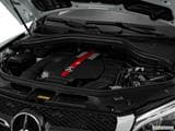 2016 Mercedes-Benz GLE Coupe Engine photo