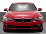 2016 BMW 3 Series Low/wide front photo