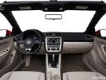 2016 Volkswagen Eos Dashboard, center console, gear shifter view photo