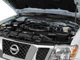 2016 Nissan Frontier King Cab Engine photo