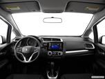 2016 Honda Fit Dashboard, center console, gear shifter view photo