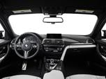 2016 BMW M3 Dashboard, center console, gear shifter view photo