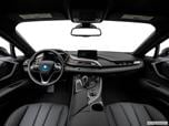 2017 BMW i8 Dashboard, center console, gear shifter view photo