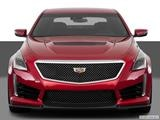 2017 Cadillac CTS-V Low/wide front photo