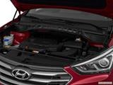 2018 Hyundai Santa Fe Sport Engine photo