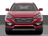 2018 Hyundai Santa Fe Sport Low/wide front photo