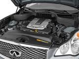 2017 INFINITI QX50 Engine photo