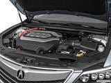 2017 Acura RLX Sport Hybrid Engine photo