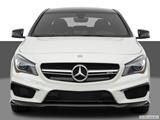 2016 Mercedes-Benz Mercedes-AMG CLA Low/wide front photo
