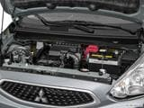 2017 Mitsubishi Mirage Engine photo