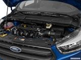 2017 Ford Escape Engine photo
