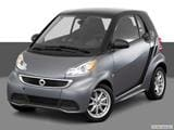 2016 smart fortwo electric drive Front angle view photo