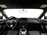 2017 Subaru BRZ Dashboard, center console, gear shifter view photo