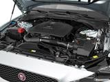 2018 Jaguar XE Engine photo