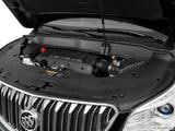 2017 Buick Enclave Engine photo