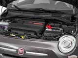 2017 FIAT 500X Engine photo
