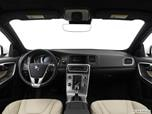2017 Volvo V60 Dashboard, center console, gear shifter view photo