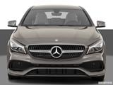 2017 Mercedes-Benz CLA Low/wide front photo