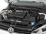 2017 Volkswagen Golf SportWagen Engine photo