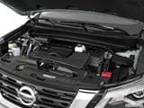 2017 Nissan Pathfinder Engine photo