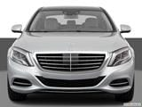 2017 Mercedes-Benz S-Class Low/wide front photo