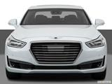 2017 Genesis G90 Low/wide front photo