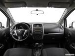 2017 Nissan Versa Note Dashboard, center console, gear shifter view photo