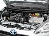 2017 Toyota Prius c Engine photo